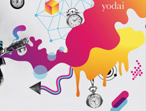 Yodai CD design
