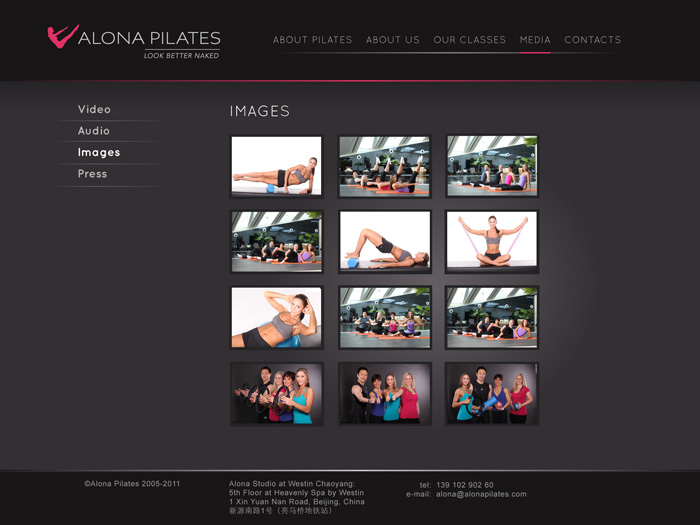 Alona Pilates