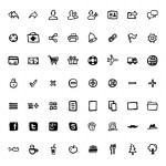 200 Hand-drawn Web Icons